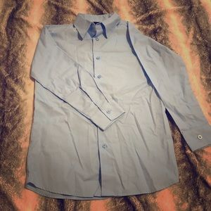 Boys vanheusen button down